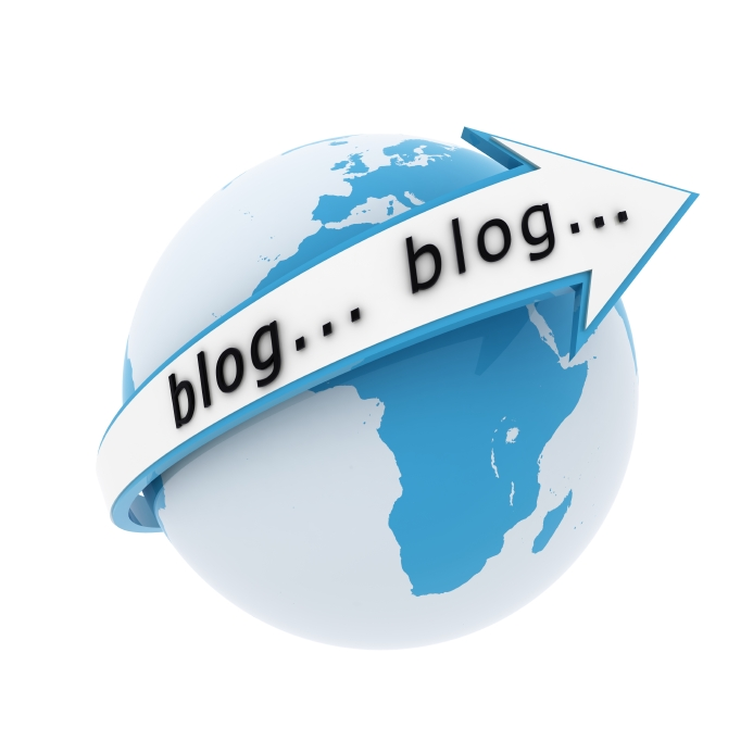 Get your blog moving